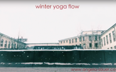 Winter Yoga Flow