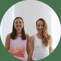 Kristina Reich-Simmons und Angela Sauer Studio 1 Pforzheim