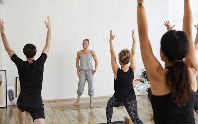 Yoga Videos mit Kristina